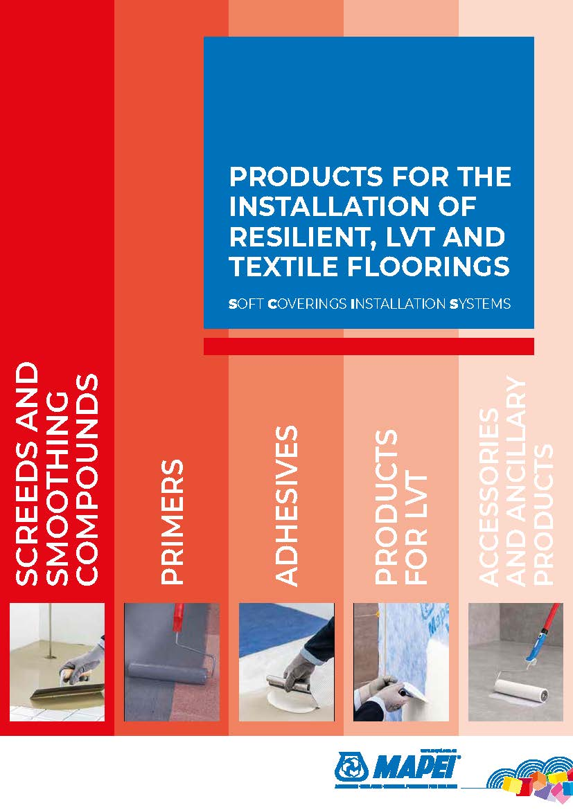 MAPEI Resilient Floorcoverings Selection Booklet