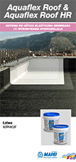 AQUAFLEX ROOF & AQUAFLEX ROOF HR