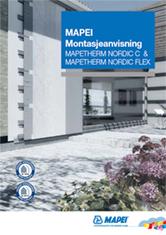 Montasjeanvisning Mapetherm Nordic C og Flex